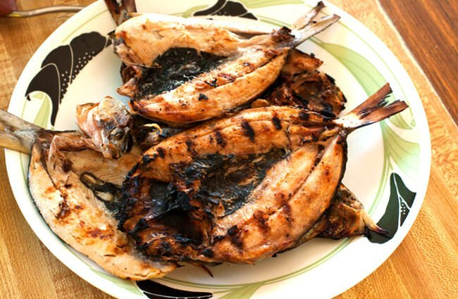 Grilled Milkfish – a Filipino favorite! Photo by: Ernesto Andrade https://creativecommons.org/licenses/by/2.0/