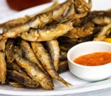 Fried Fresh Sprat Fish Photo By: (C) Maggee Www.fotosearch.com