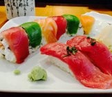 Bluefin Tuna Sushi Photo By: Michael Https://creativecommons.org/licenses/by-Nd/2.0/